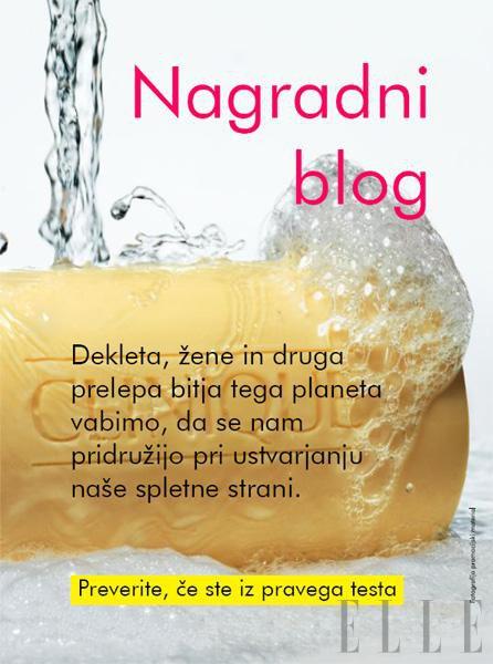 Nagradni blog - Foto: Fotografija: promocijski material