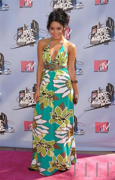 MTV Movie awards 2007 - Foto: Fotografija: RexFeatures