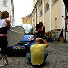 Video: ELLE fotoshooting v centru Ljubljane