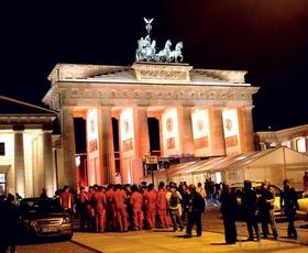 Mercedes-Benz , Fashion Week Berlin