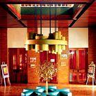 Naravnost iz revije Wallpaper: 'Hotel des Thermes'. (foto: Fotografija Aleš Bravničar)