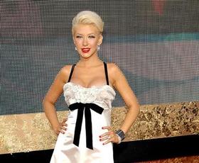 Christina Aguilera je navdušena nad materinstvom