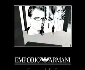 Armani na Second Life