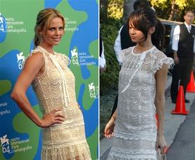 Dvoboj: Charlize Theron in Nicole Richie