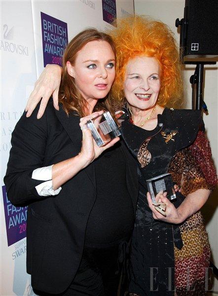 Britanske modne nagrade 2007 - Foto: Fotografija RedDot