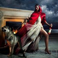Januar - Rdeča kapica (foto: Fotografija Marino Parisotto)
