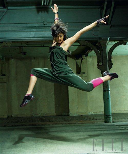 Nike afriški ples - Foto: Fotografija promocijski material