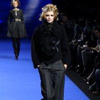 Christian Lacroix, jesen – zima 2007/08 (foto: Fotografija Imaxtree)