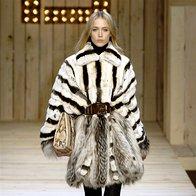 Fendi, jesen – zima 2007/2008 (foto: Fotografija Imaxtree)