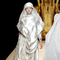 Vivienne Westwood, jesen – zima 2007/2008 (foto: Fotografija Imaxtree)