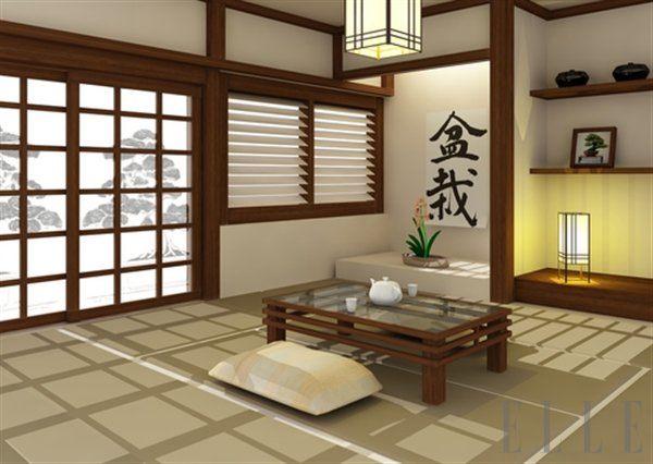 Pridih Japonske - Foto: Fotografjia Shutterstock, Fotografija japanesearchitect.com