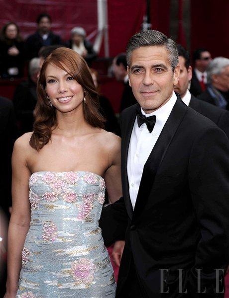 Clooneyjeva spremljevalka kot manekenka - Foto: Fotografija RedDot