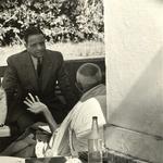 Henri Cartier - Bresson: Gandhi (foto: Razstava dokumentarnih fotografij agencije Magnum Photos)
