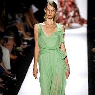 Carolina Herrera, pomlad-poletje 2008 (foto: Fotografija Imaxtree)