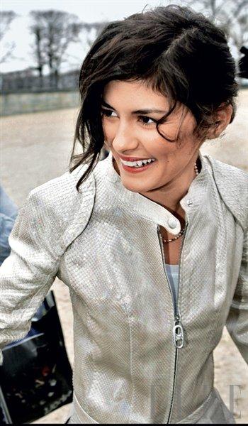 Audrey Tautou za Chanel No. 5 - Foto: Fotografija Reddot