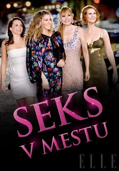 Seks v (našem) mestu - Foto: Fotografija Kolosej, promocijski material