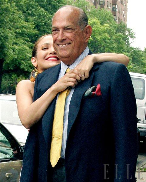 Jennifer Lopez za Elle - Foto: Fotografija Reddot