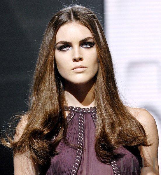 Model: Hilary Rhoda - Foto: Fotografija Imaxtree