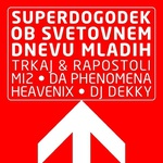 Trkaj & Rapostoli, Mi2, Da Phenomena, HeaveniX, DJ Dekky - koncert ob svetovnem dnevu mladih (foto: Fotografija promocijski material)