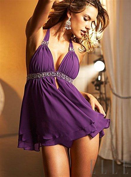 Angelček za Alessandro - Foto: Fotografija www.victoriassecret.com, promocijski material