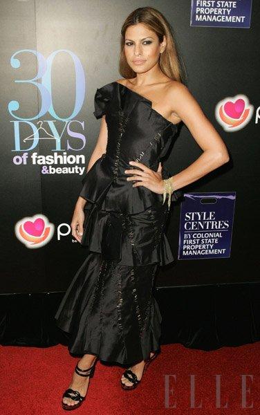 "Eva na zabavi ""30 Days of Fashion & Beauty"" v Sydneyu - Foto: Fotografija Viktor & Rolf, promocijski material"