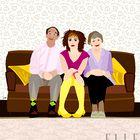 """Iz Elle arhiva: """"Na pomoč: stara sem 30 in moji starši se ločujejo!"""""""