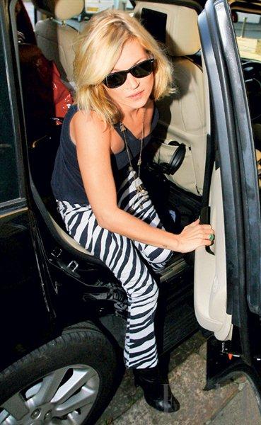 Kate Moss: rada bi bila pevka - Foto: Fotografija Reddot