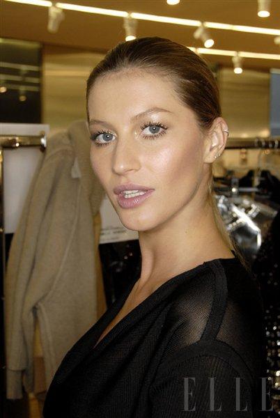 Modeli: Gisele Bündchen - Foto: Fotografija Imaxtree