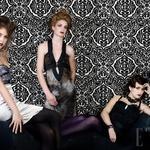 Modeli: Ami, Polona, Eva (foto: Fotografije: Aljoša Kravanja in Aleša Velikonja)