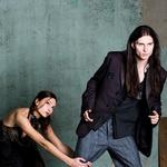 Modela: Florian Pessenteiner (Unique Model Group) in Jasmina Kapetanovič (foto: Fotografije: Aljoša Kravanja in Aleša Velikonja)