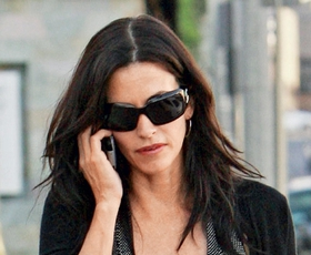 Jezikamo: Courteney, Bono, Beyoncé, Penelope, Nicole