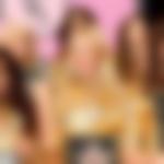 Bila je zraven, ko je Victoria's Secret je prejela svojo zvezdo na Hollywoodskem pločniku slavnih.