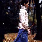 Hussein Chalayan, jesen - zima 1994/95 (foto: Fotografija promocijsko gradivo)