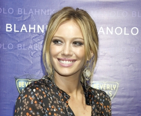 Hilary Duff za DNKY Jeans