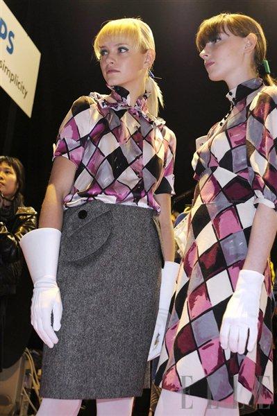 London Fashion Week - Foto: Fotografija Imaxtree