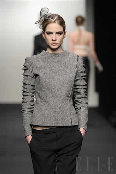 Milano Moda Donna FW 2009/10 - Foto: Fotografija www.cameramoda.it, promocijsko gradivo