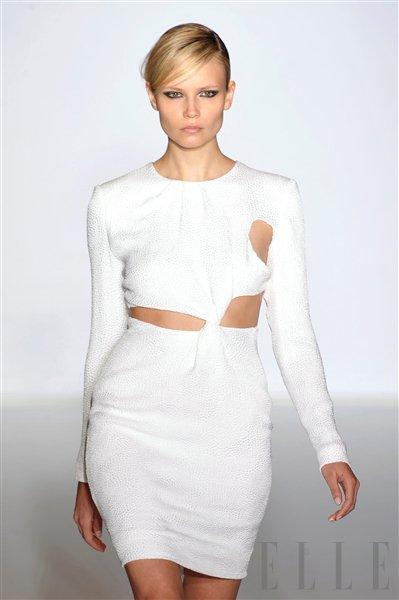 Na kratko: Preen, Kane, Vivienne, temnopolti modeli, razstava Extreme Beauty in Vogue - Foto: Fotografija Imaxtree, Fotografija promocijsko gradivo