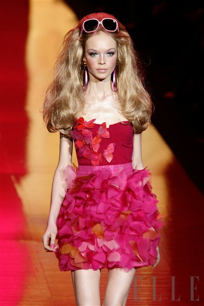 Barbie v Chanelovem stilu - Foto: Fotografija www.colette.fr, Fotografija Imaxtree