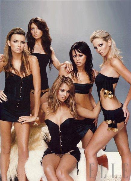 Cheryl na vrhu Glamourjevega seznama - Foto: Fotografija www.katemosstopshop.com, Fotografija www.myspace.com/girlsaloud