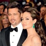 Brad Pitt in Angelina Jolie (foto: Fotografija Reddot)