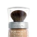 Pet odtenkov, ki ustrezajo tako svetli kot bolj temni polti: True Match Minerals, L`Oréal, 9,89 €. (foto: Fotografija promocijsko gradivo)