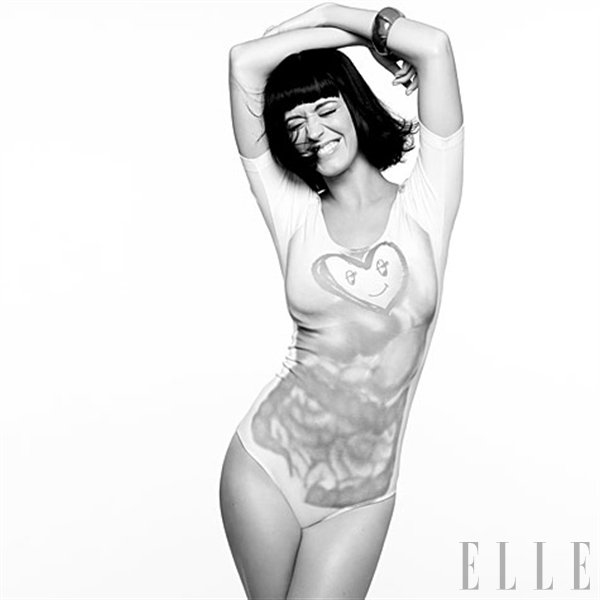Katy Perry modno proti AIDSu - Foto: Fotografija H&M, promocijsko gradivo
