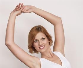 Slovenski obraz Dove HairMinimising kampanje