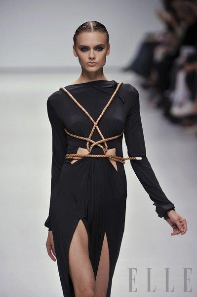 Na kratko: Marios, Fendi, Undercover, Models Inc ... - Foto: Fotografija www.laperla.com, Fotografija Imaxtree