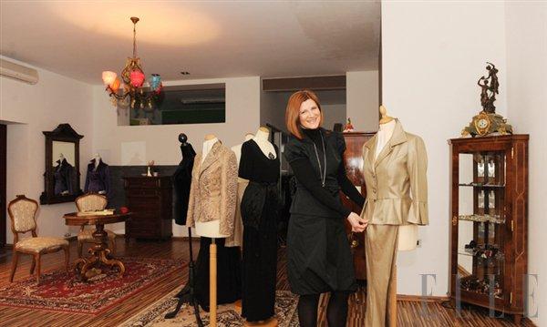 Maja Štamol, modna oblikovalka - Foto: Fotografija osebni arhiv