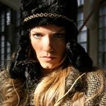 Simona Lampe, modna oblikovalka (foto: Fotografija osebni arhiv)