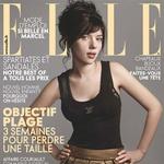 Scarlett Johannson za Elle (foto: Fotografija elle.fr)