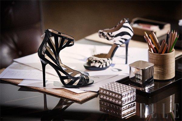 Zapeljivi čevlji za H&M - Foto: Fotografija promocijsko gradivo