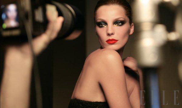Lepotno: Chanel, Lancôme, Bulgari, Garnier, Bloom - Foto: Fotografija www.barrefaeli.co.il, Fotografija LAncome. promocijsko gradivo