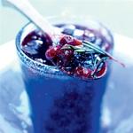 Džem iz češenj in rožmarina (foto: Fotografija Eduardo Sicot)